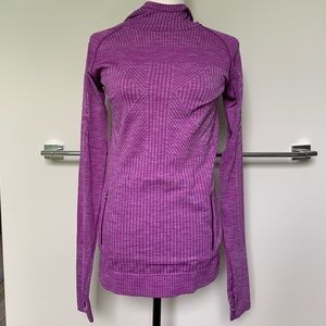 💖Cute💜lululemon pink/purple jacket, size 12
